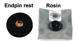 rosin and rest